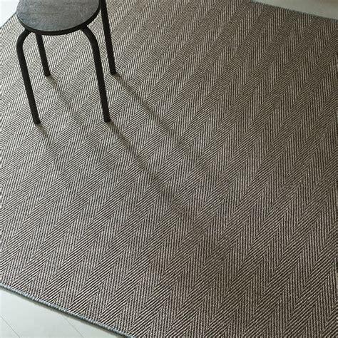 sisal herringbone rug by rowen wren notonthehighstreet