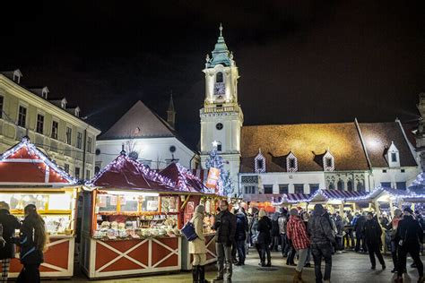 48 hours exploring bratislava in december wander the map