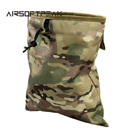 Army Tactical Pouch 01 airsoftpeak tactical mag dump pouch airsoft paintball