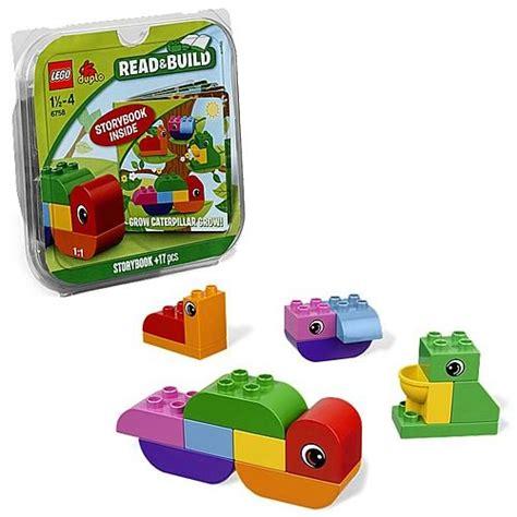 Buku Manual Lego Duplo Grow Caterpillar Grow lego 6758 1 grow caterpillar grow