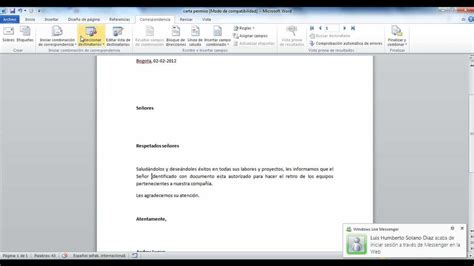tutorial word excel 2010 video tutorial combinacion de correspondencia con word y