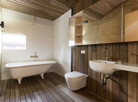 wooden house bathroom residence made practically completely from wood decor advisor