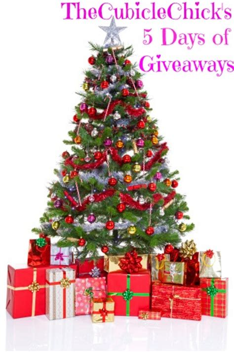 5 Days Of Giveaways - our 5 days of giveaways is almost over have you entered