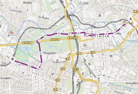 Zoologischer Garten Berlin Investor Relations by Route From Alexanderplatz In The East To Zoologischer