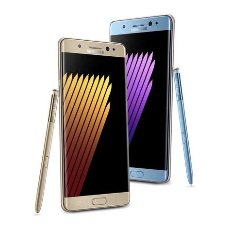 samsung galaxy note 7 with 6 gb of ram and 128 gb of storage space confirmed