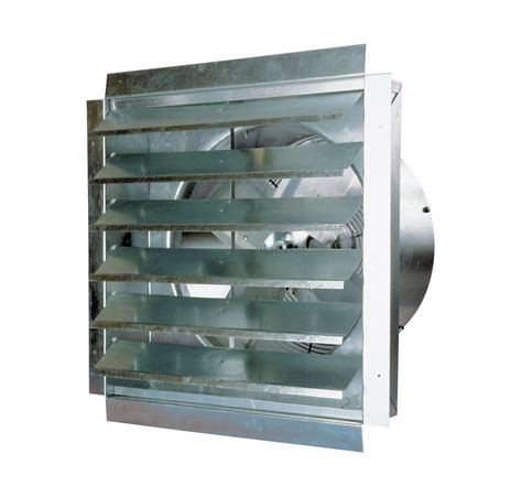 24 inch exhaust fan maxxair 24 inch heavy duty exhaust fan