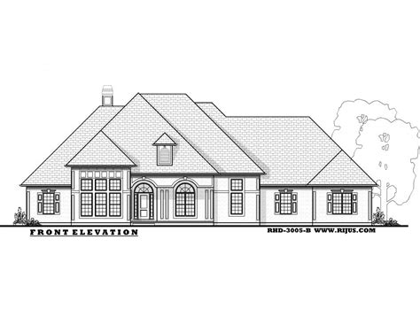 rijus home design ltd ontario house plans custom home