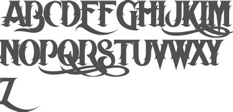 tattoo fonts urban myfonts urban typefaces