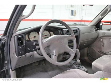 2004 Toyota Interior 2004 Toyota Tacoma Sr5 Xtracab 4x4 Interior Photo