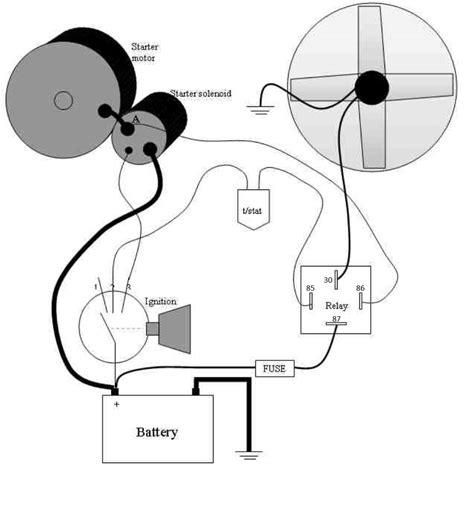 esteem cooling fan circuit and wiring diagram car diagrams
