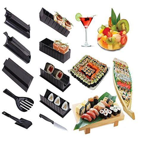 kit cucina giapponese agptek sushi fai da te fare kit roll sushi maker