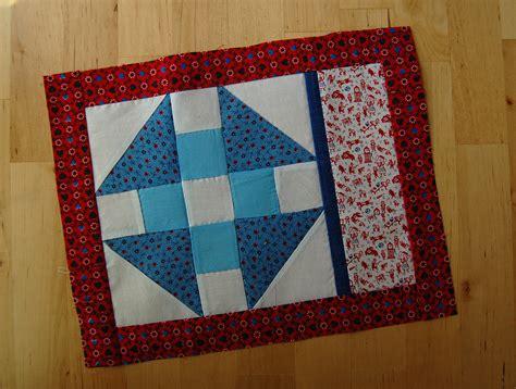 Miniature Quilt Blocks by Orphan Block Mini Quilt Weallsew Bernina Usa S