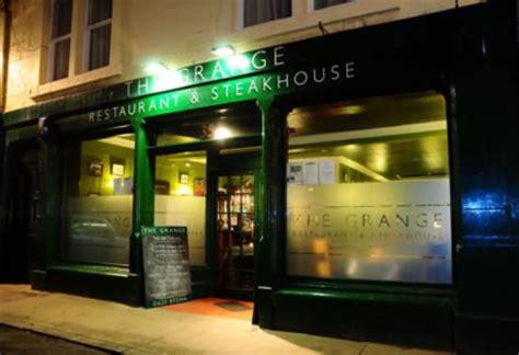the grange hotel restaurant the grange restaurant and steakhouse berwick