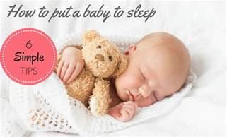 how to put a baby to sleep in a crib how to put a baby to sleep sleep baby sleep
