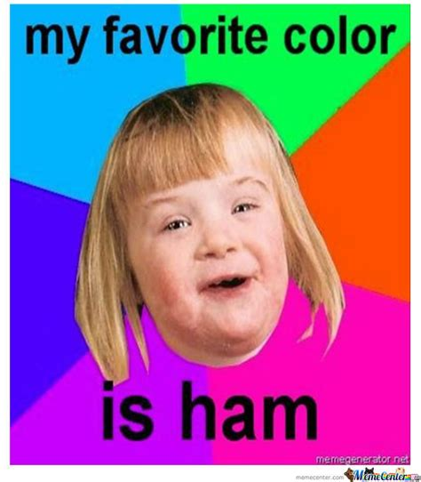 Ham Meme - love ham by unknown355 meme center
