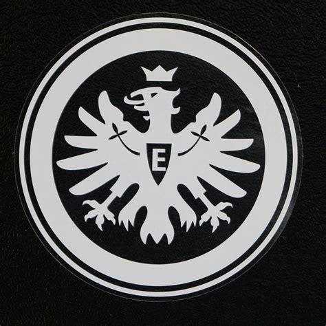 eintracht frankfurt aufkleber weiss eintracht frankfurt shop