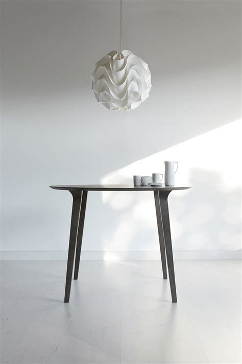 stua wood table console lau