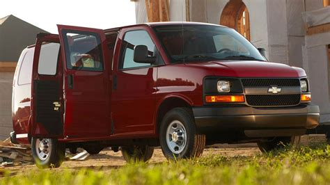 chevrolet work vans switch from ford to chevy work vans