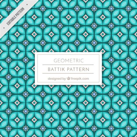 batik pattern vector ai geometric shapes batik pattern vector free download