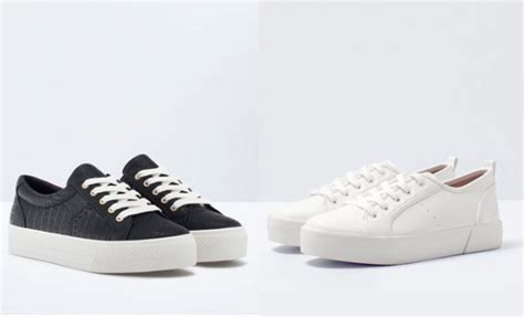 imagenes de zapatillas coreanas imagenes de coreanas con zapatillas con plataformas