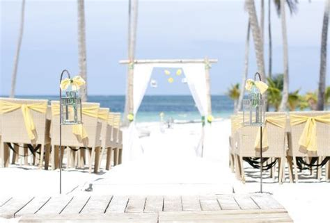 Dreams Palm Beach Resort by Ceremony Decor Picture Of The Jellyfish Restaurant