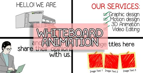 videoscribe templates whiteboard animated company presentation 4120250