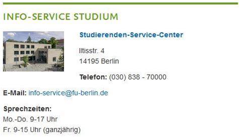 Fu Berlin Tiermedizin Bewerbung Ba Bewerbung Interdisziplin 228 Res Zentrum Europ 228 Ische Sprachen Fachbereich Philosophie Und