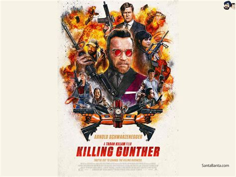 killing gunther  wallpaper