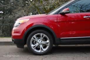 2013 ford explorer limited 20 inch wheels motoring rumpus
