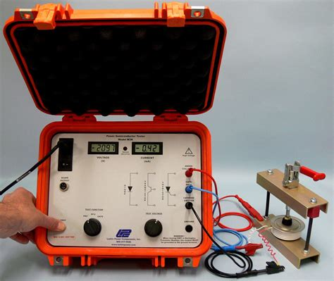 testing scr diode power semiconductor tester m3k