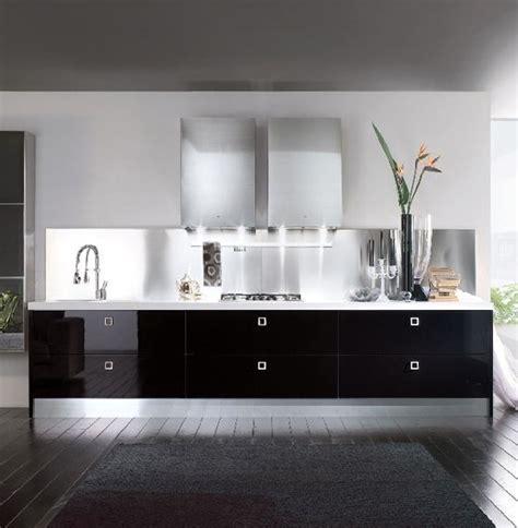 Cucine Bianche E Nere by Cucine Bianche E Nere Le Migliori Idee Di Design Per La