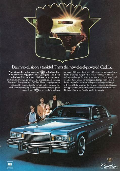 cadillac television ads personalities model year madness 10 luxury car ads from 1979 the