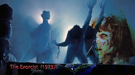 exorcist  horror movies wallpaper