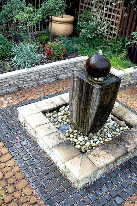 Water Feature Gardens Ideas Best 25 Small Water Features Ideas On Garden Water Features Small Water Gardens