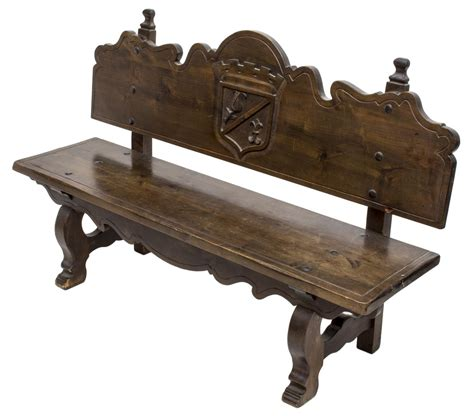 italian bench rustic italian bench florence luxury estates aucton day two austin auction gallery