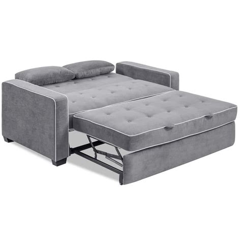 Serta Augustine Convertible Sofa Bed Serta Sleeper Sofa Mattress