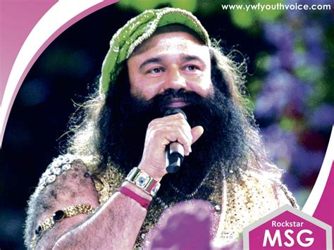 sant gurmeet ram rahim singh ji for a greater