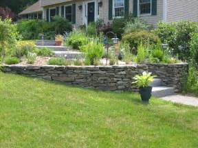 get landscaping ideas entryway ideas retaining wall