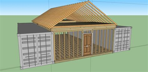 A Frame Cabin Floor Plans 12 Steps How To Build A Cozy 1720sqft Solar Powered