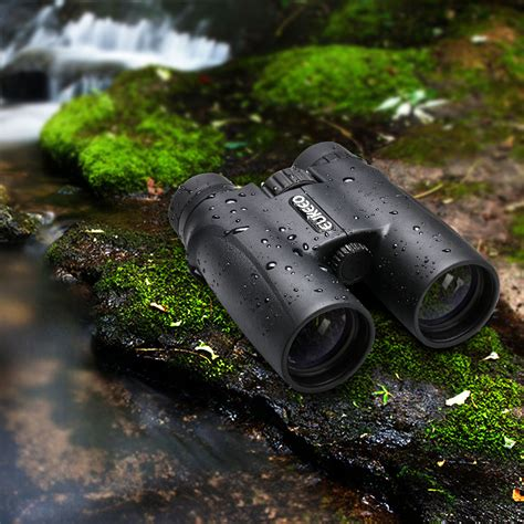 enkeeo binocular 10x42 compact binocular for outdoor