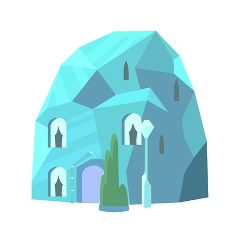 crystal house resources buildings on mlp vectorclub deviantart