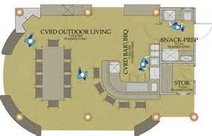 Outdoor Kitchen Floor Plans Outdoor Kitchen Floor Plans Outdoor Living Bar Bbq