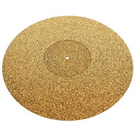 Platter Mat by Turntable Cork And Rubber Platter Mat