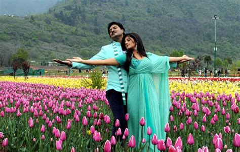 top   places  visit  kashmir  honeymoon