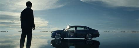 Lincoln Continental Commercial 2017 who is in the new lincoln continental commercial
