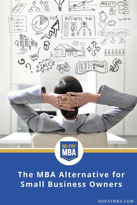 Mba Alternatives by The Mba Alternative For Small Business Owners No Pay Mba