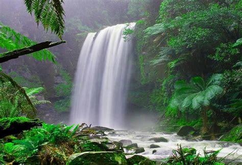 imagenes de paisajes con agua fondo pantalla paisaje cascada de agua