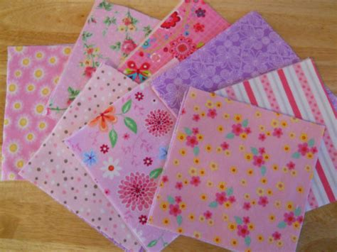Baby Rag Quilt Kits by Baby Rag Quilt Kit Pre Cut Quilt Squares Rag Quilt