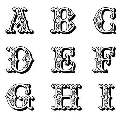 printable alphabet capital letters capital alphabet letters printable activity shelter