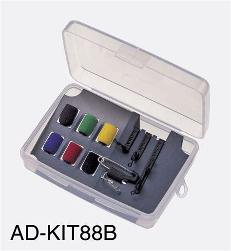 Microphone Clip On Tect Ecm 88 Original sony ad kit88b accessory kit for ecm 88 series microphones 3 6x foam windshields